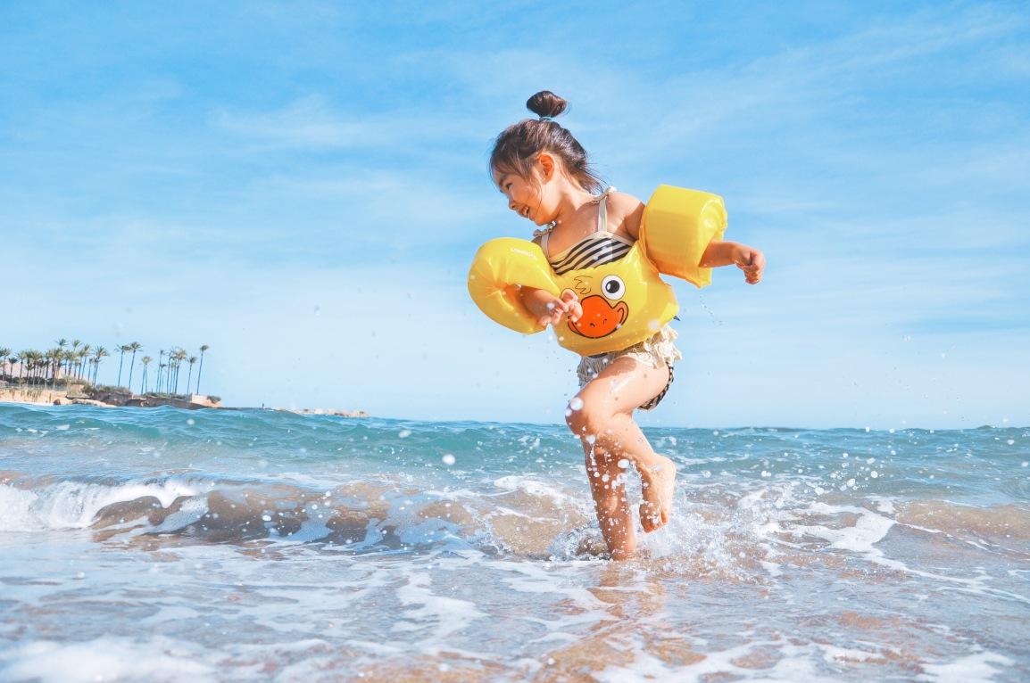 Protetor solar infantil: a importância de fazer do seu uso um hábito diário na vida dospequenos