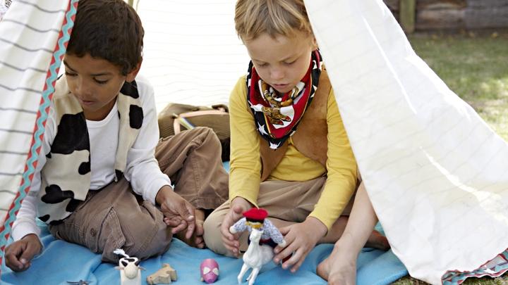 Por que as brincadeiras deveriam ser parte da vida de todas ascrianças?