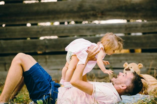 Pai e filha: como essa relação deve serconstruída?
