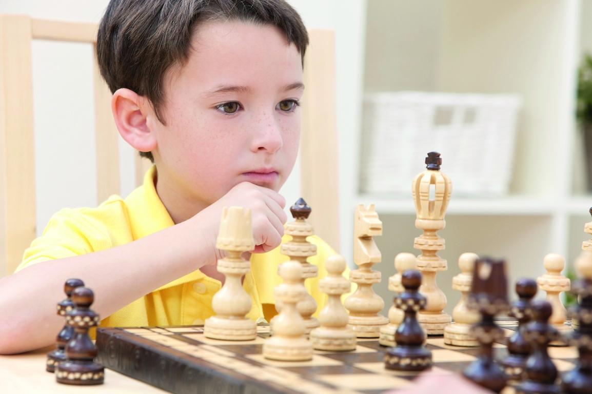 Xadrez é aliado no tratamento de criançashiperativas