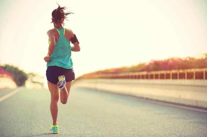 mulher-corrida