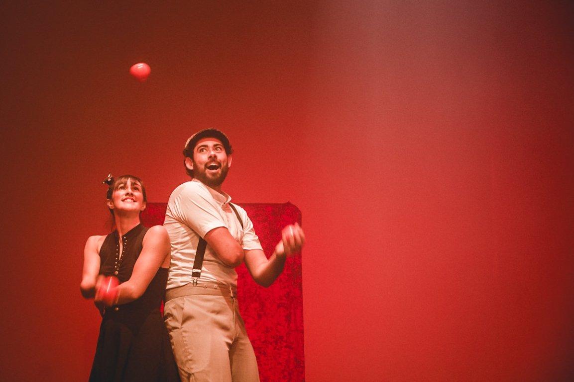 """Espetáculo """"Aqui jazz o circo"""" será apresentado na Biblioteca Infantil deSorocaba"""