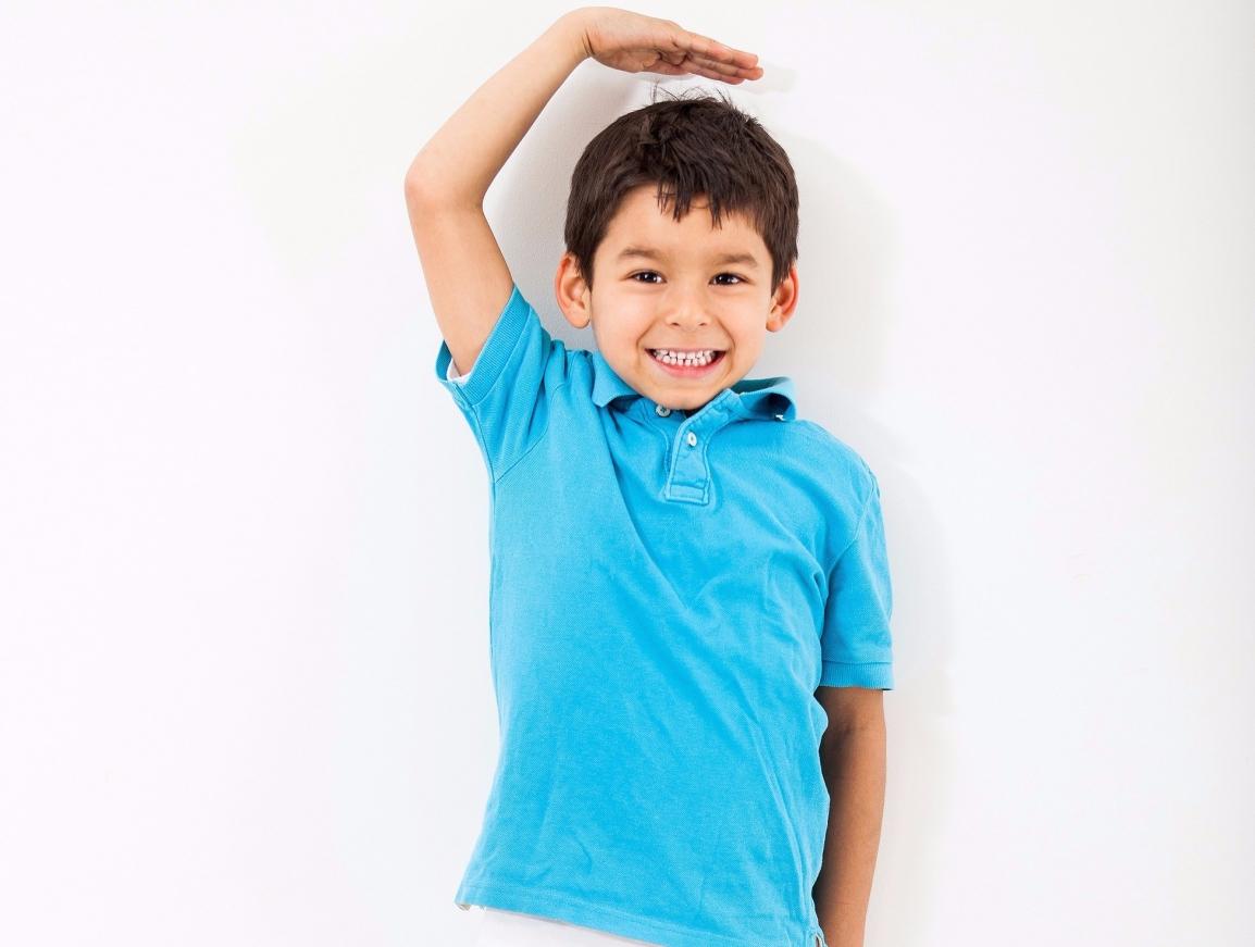 Saiba o que influencia na altura das crianças e como estimular o melhor desenvolvimento do seufilho