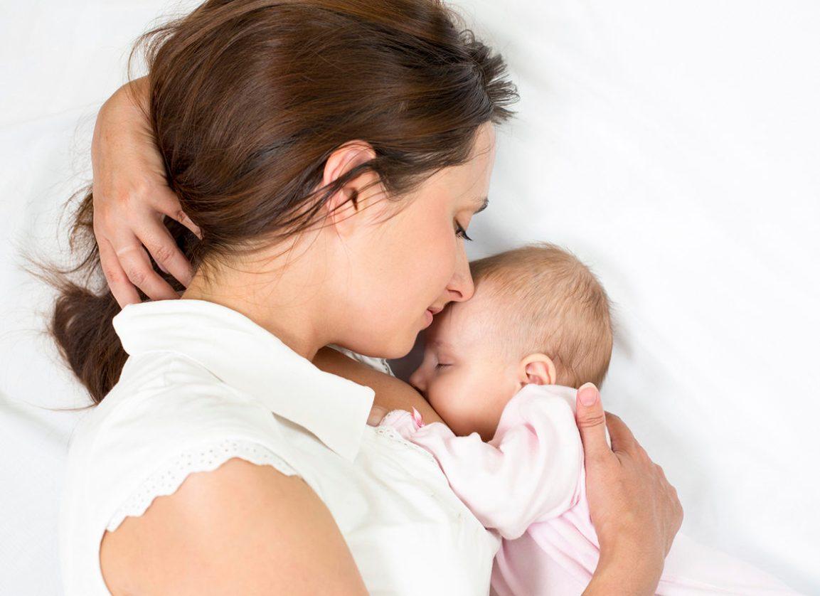 Amamentação protege criança contra diversasinfecções