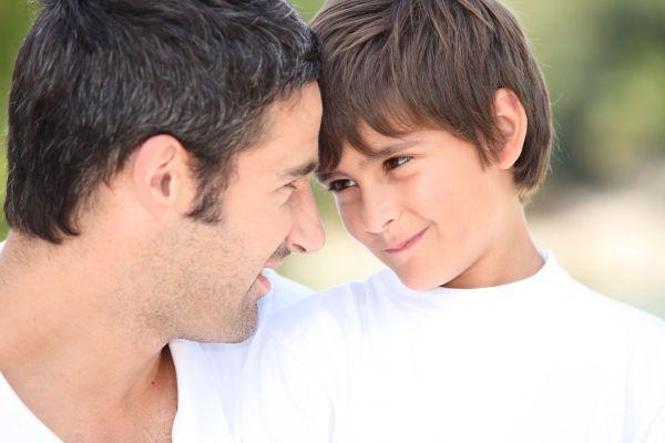 A importância de conversar com sua filha(o)pequeno