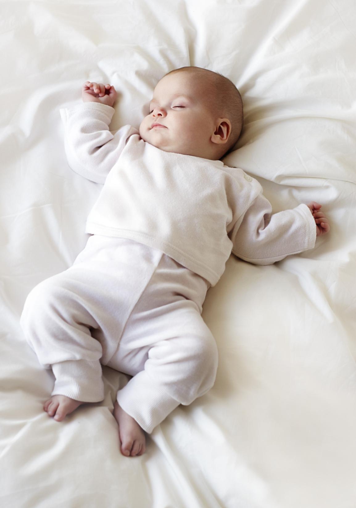 Seis dicas para seu filho dormir como umanjo