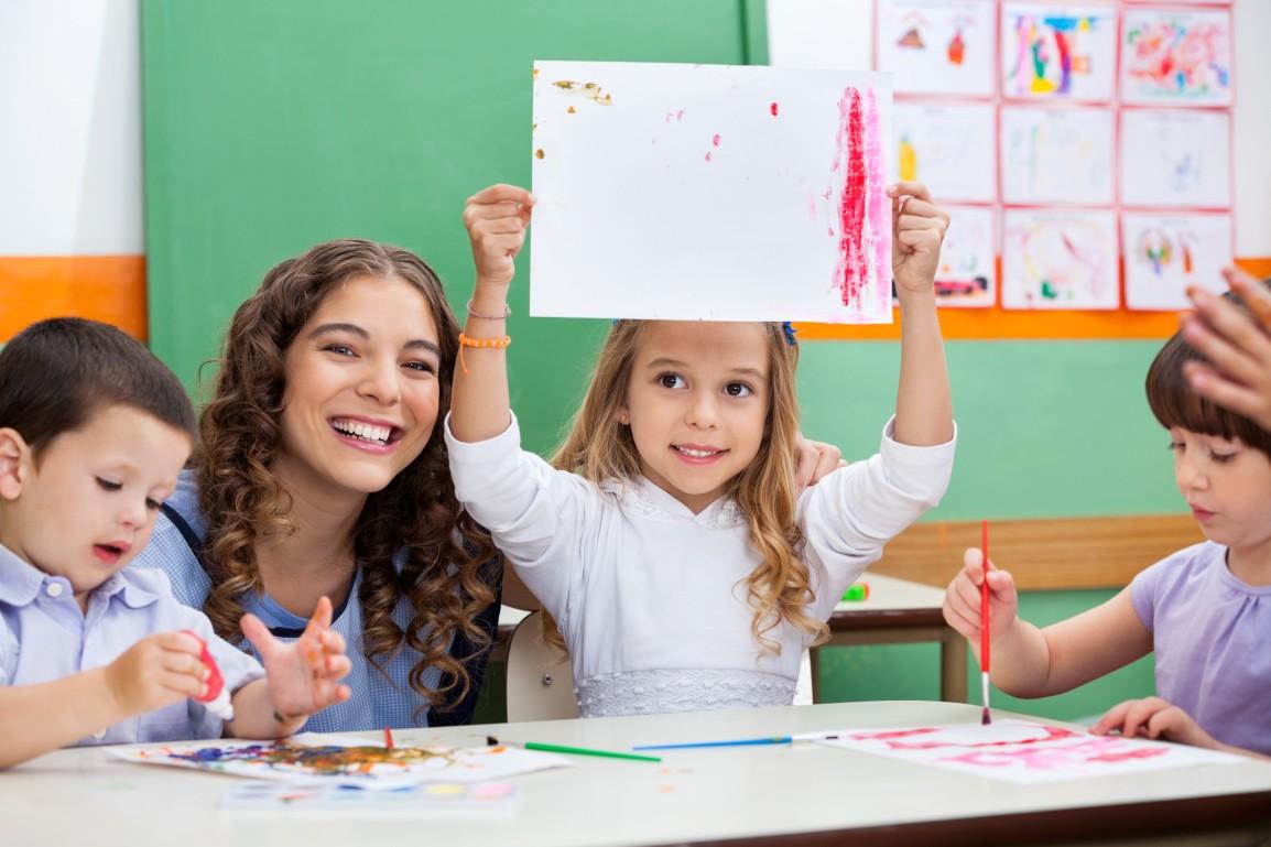 Atividades lúdicas são fundamentais na educaçãoinfantil