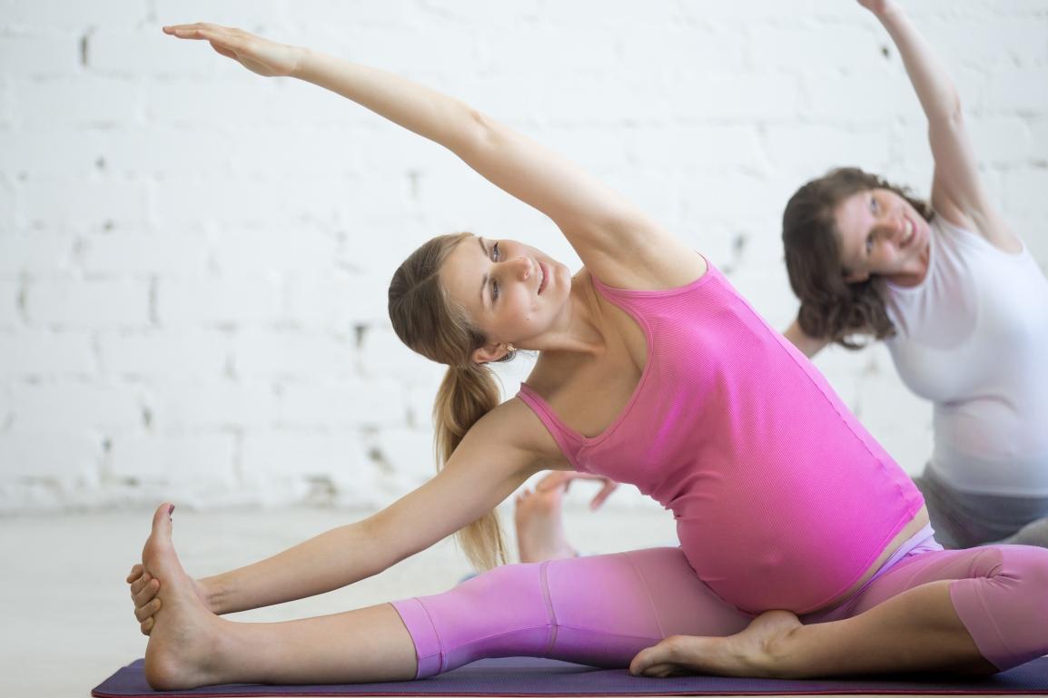 Grávidas praticam menos exercícios que oindicado