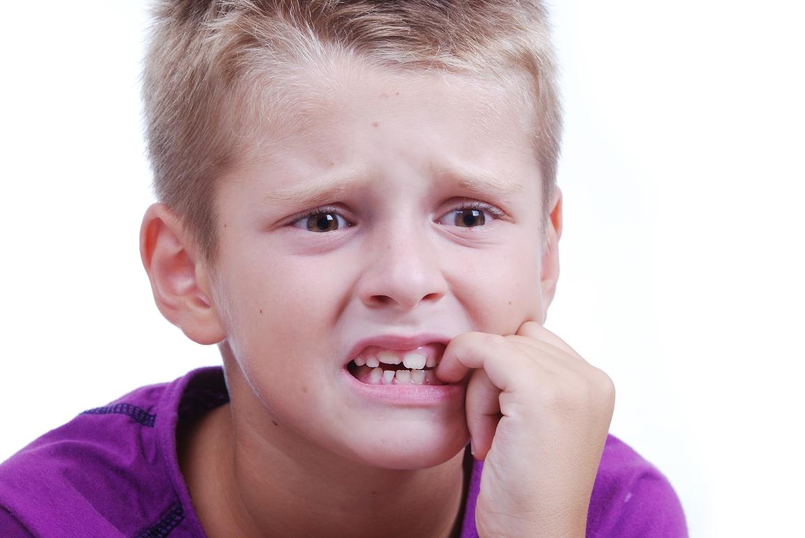 Ansiedade infantil: saiba como identificar sintomas no seufilho