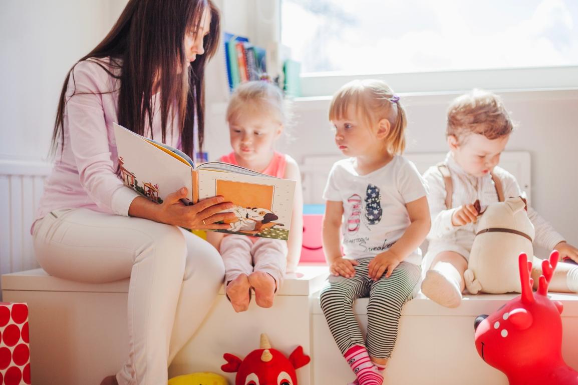 Quatro livros divertidos para ler com ascrianças