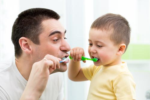 Cinco fatos relevantes sobre a saúde bucalinfantil