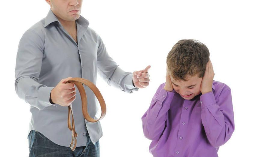 Saiba como educar seu filho sem usar castigosfísicos