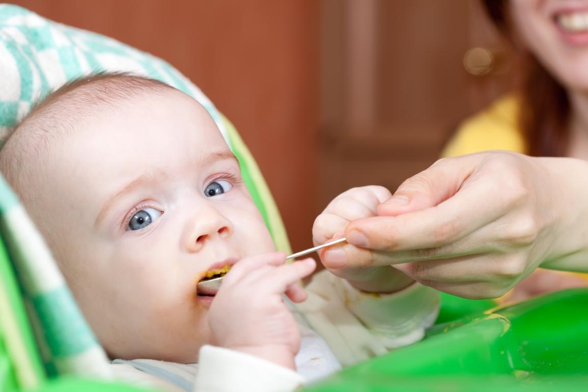 Gorduras são fundamentais na alimentaçãoinfantil