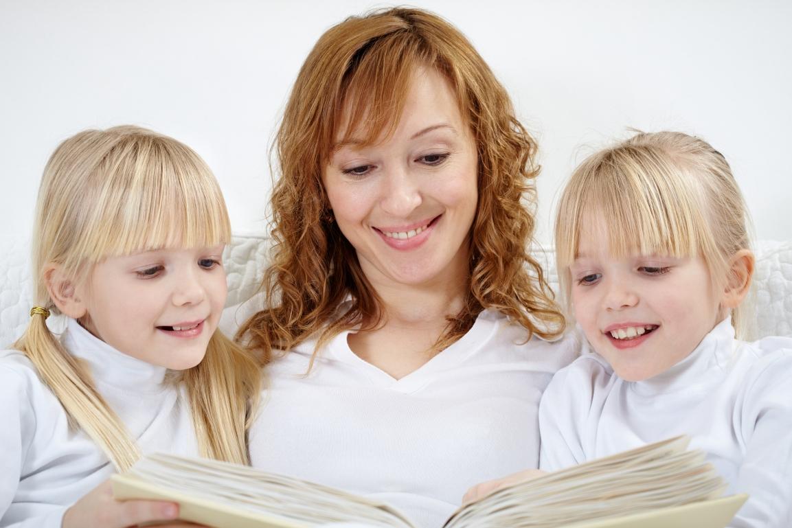 Quatro livros para ler com ascrianças