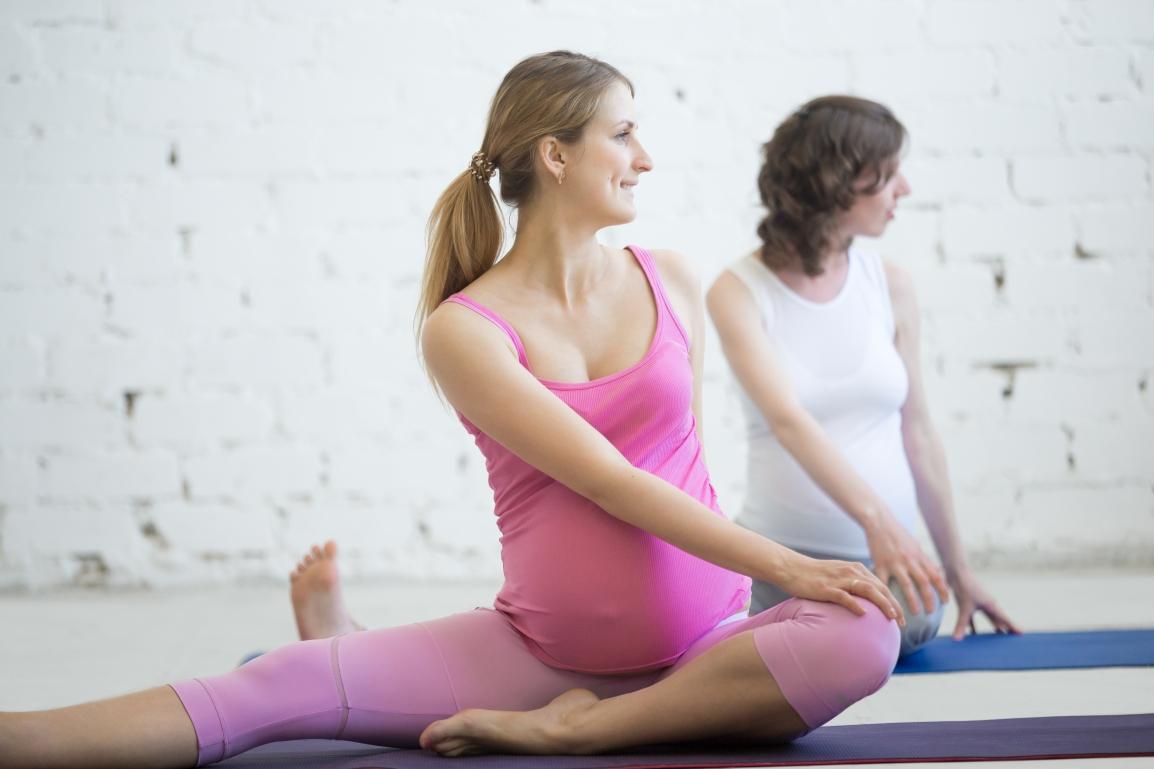 Gravidez: Saiba quais são os riscos e cuidados ao fazer exercíciofísico