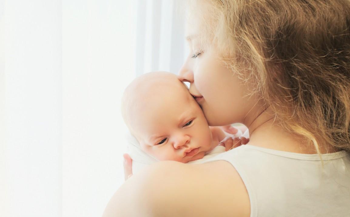Saiba como fortalecer o vínculo entre mãe ebebê