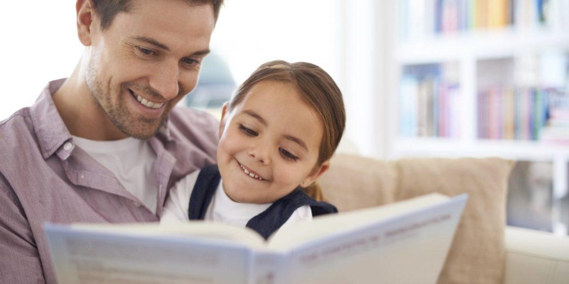 Quatro livros para ler com  a famíliatoda