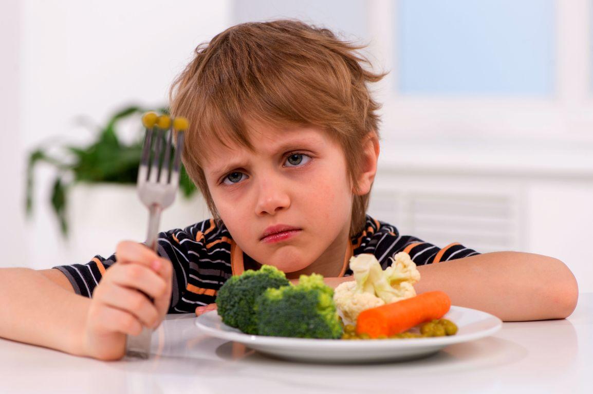 Como introduzir frutas e verduras na dieta dacriança?